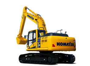 Komatsu PC210LC