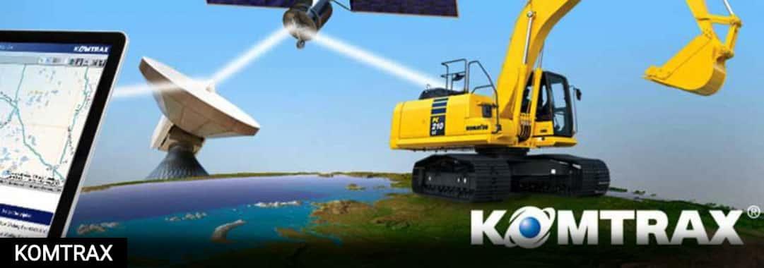 KOMTRAX - Large
