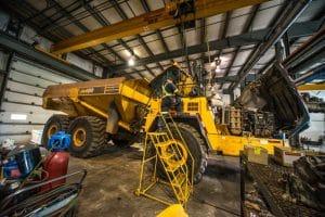 Wilson Heavy Equipment Shop