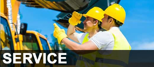 Service - Wilson Heavy Equipment