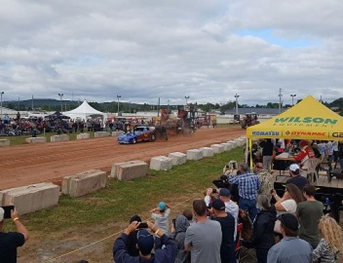 Wilson Equipment supports and attends this years NS Provincial Exhibition